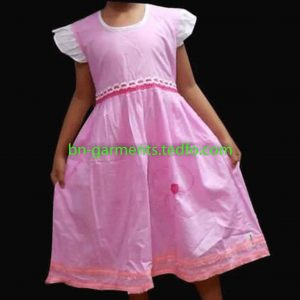 Cheap Fashionable Summer Baby Frock