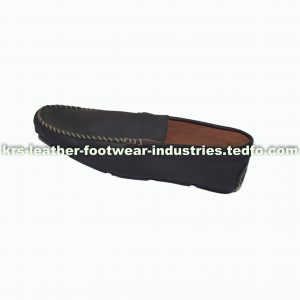 Genuine Leather Men's Casual Loafer Shoe