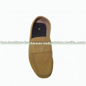 Cow Leather Casual Loafer