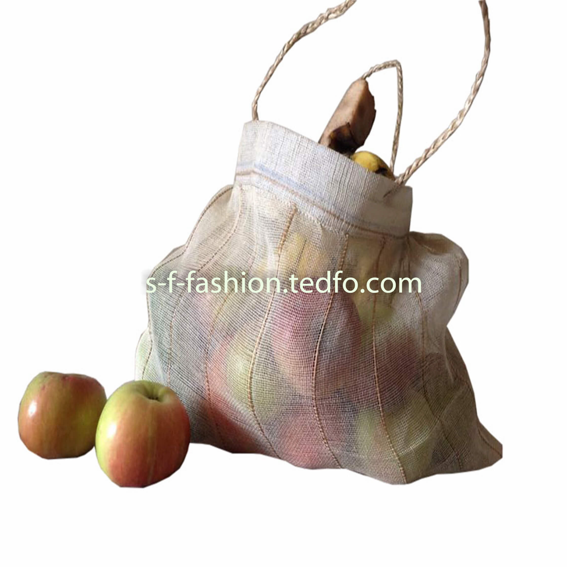 Bangladesh Jute Fruits Bag