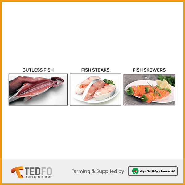 Fish Steaks Supplier from Bangladesh