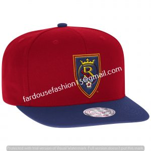 2 Tone Snapback New England Revolution, Made in Bangladesh